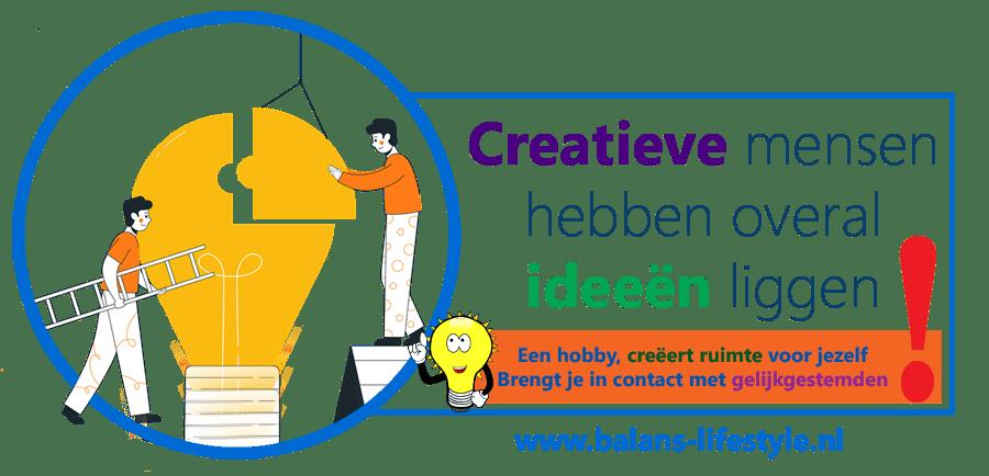 Hobby, mancave, womancave, creatief, werk, opleiding