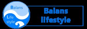 Balans lifestyle